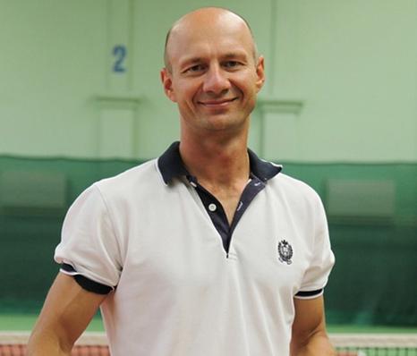 Тренер по большому теннису: Семенов Алексей Юрьевич