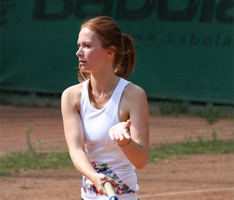 Тренер по большому теннису: Кивелиди Мария Владиславовна
