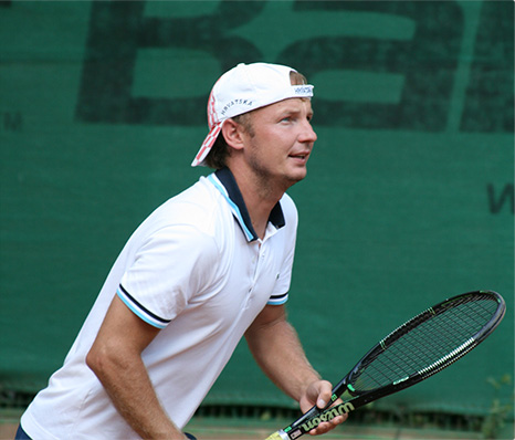 Тренер по большому теннису: Чурин Сергей Игоревич