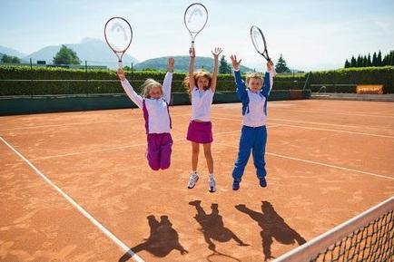 Секция большого тенниса