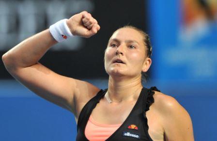 Петрова теннис