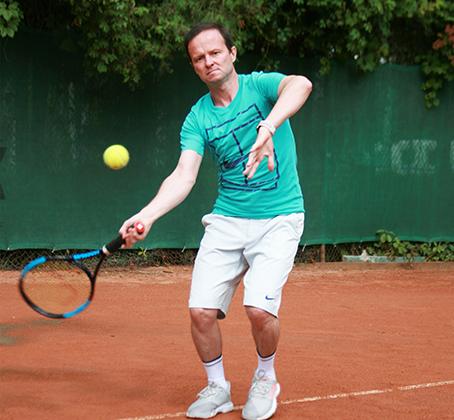 Тренер по большому теннису: РЕМИЗОВ АЛЕКСЕЙ СЕРГЕЕВИЧ