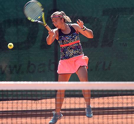 Тренер по большому теннису: Люкшева Полина Олеговна