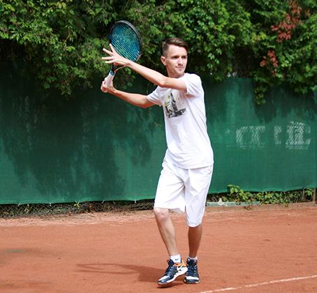 Тренер по большому теннису: Овсянников Павел Сергеевич